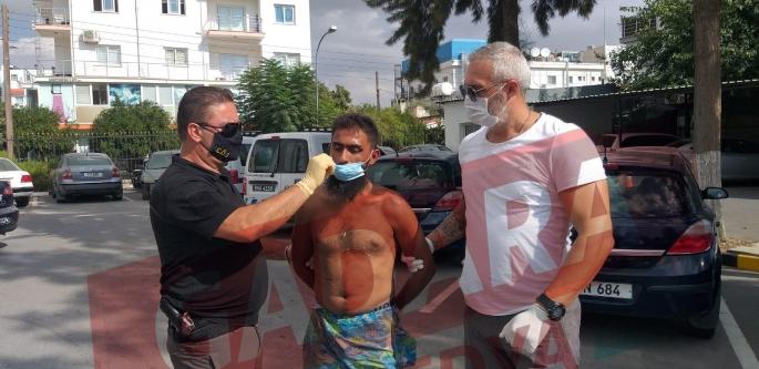 Takımcılar; Lefkoşa Mağusa ÇÖŞ, Narkotik ekipleri ve Asker operasyonu İle kıskıvrak yakalandı.