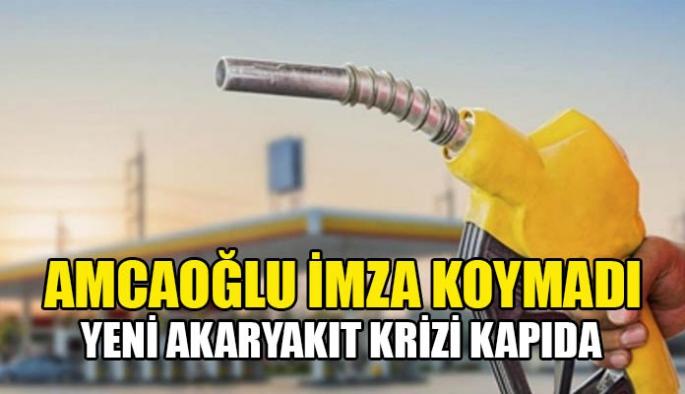 Yakıt krizi kapıda benzinciler greve gidebilir