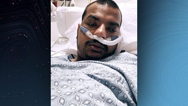Aşı karşıtı adam koronavirüsten yaşamını yitirdi